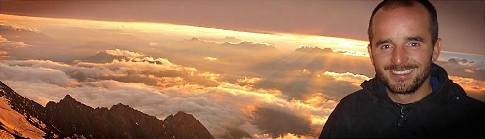 Berg en zin toppen beklimmen in Alpen met Sjoerd