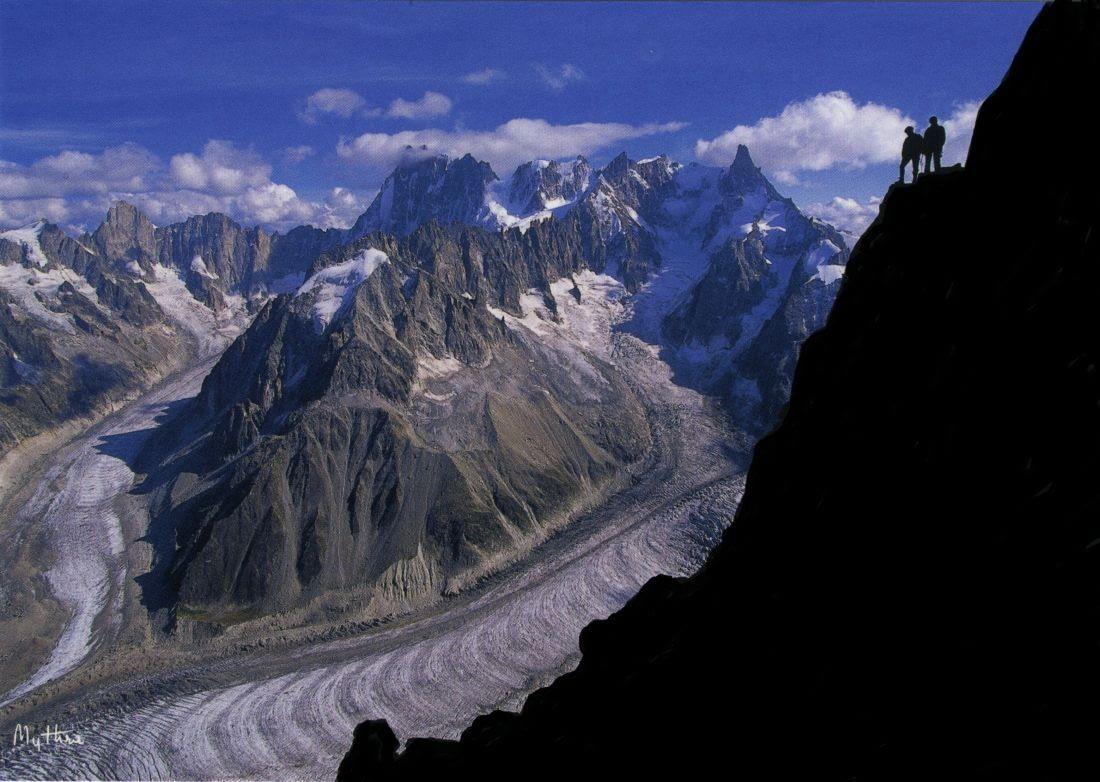 Het is wel even klimmen, maar dan brengt het uitzicht en de inspanning zo'n heerlijke rust!